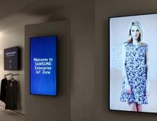 CeBIT 2015 Samsung Hightlight Zone